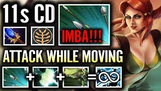 11s CD Unstoppable Ana Windranger Imba MODE 7.14 Update Of Bug