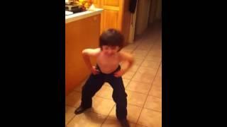 Burning Up The Dance Floor!! Next Channing Tatum!! Child Su