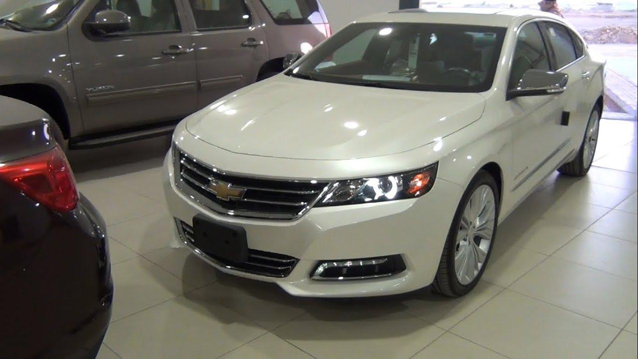 2014 #Chevrolet #Impala LTZ | عرض كامل #شفرولية #امبالا فل ...