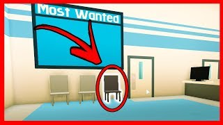 CONSEIL À TELETRANSPORTE TEWITH THE CHAIR IN JAILBREAK - ROBLOX