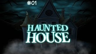 Haunted House Wii Playthrough Mansion #01/04