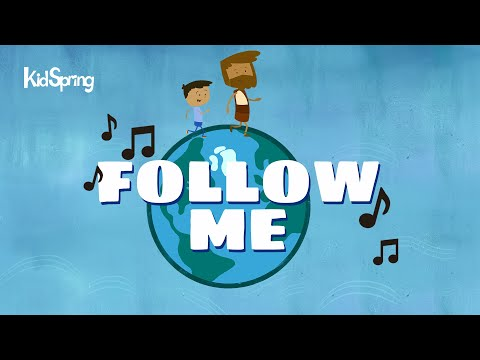 Follow Me | Preschool Worship Song