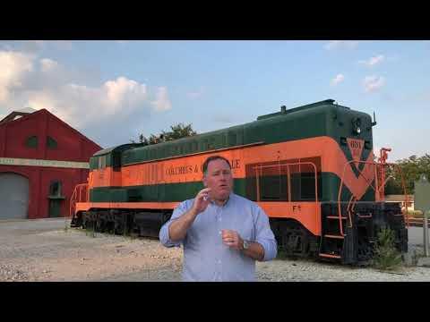 Columbus, MS Railroad Closings