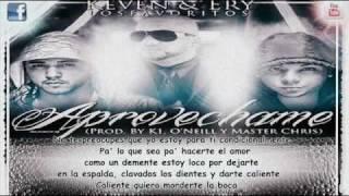 Franco El Gorila Ft. Keven & Ery - ''Aprovechame'' ★Original Reggaeton 2011 - 2012★