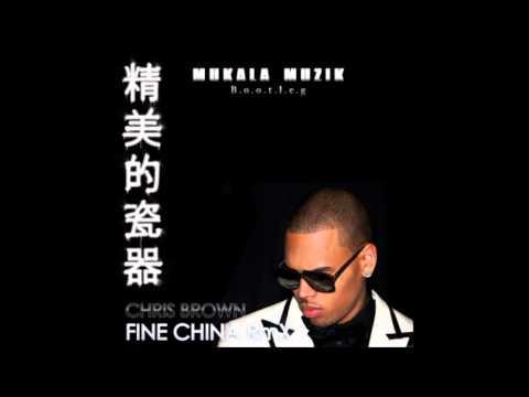 Chris Brown - Fine China kizomba 2013