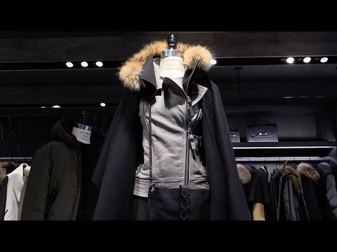 Mackage Opens Its First Canadian Retail Store In Laval