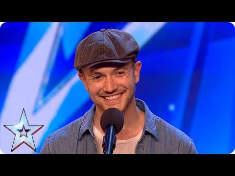 Aleksandar Mileusnics SEDUCTIVE swing version of Seven Nation Army! | Auditions | BGT 2018