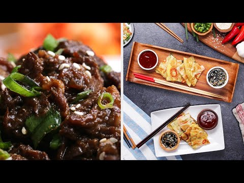Try A Different Korean-Inspired Dish Each Day Of The Week • Tasty Recipes