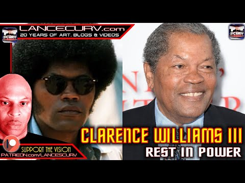 THE MOD SQUAD ACTOR CLARENCE WILLIAMS III TRANSITIONS AT 81 YEARS: REST IN POWER KING!