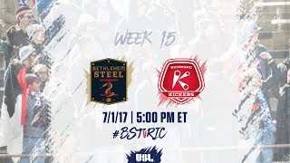 Bethlehem Steel FC vs Richmond Kickers full match