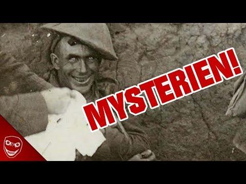 Die 5 gruseligsten ungelösten Mysterien des 2. Weltkriegs!
