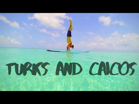 GOPRO PARADISE: Turks and Caicos Grace Bay Travel Video (You Have To See This!)