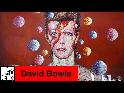 David Bowie Fans Gather Around the World to Say Goodbye | MTV News