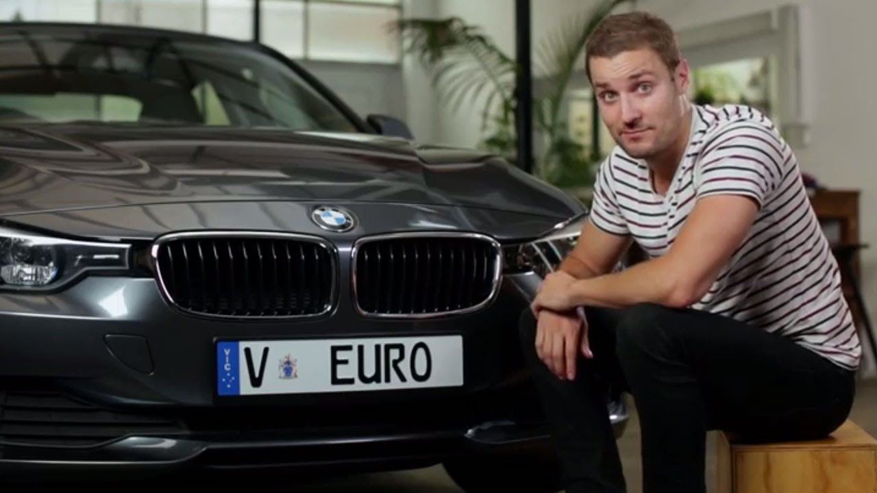 How To Attach Euro Plates With Frames To Your Vehicle Youtube