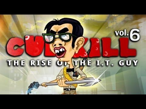 Cubikill 6 - Walkthrough