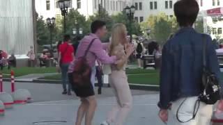 Улыбнись, Если Хочешь Секса Пикап Пранк - Video