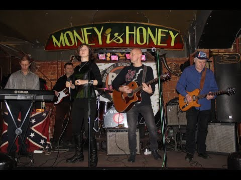 Ольга Кузнецова и Holy Blacksmith - концерт, Live (01.02.2020, Санкт-Петербург, клуб MONEY HONEY) HD