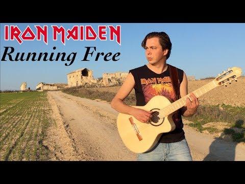 Running Free (Iron Maiden) Acoustic - Thomas Zwijsen / Nylon Maiden
