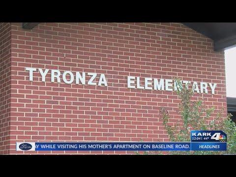 Tyronza Elementary School shifts to online learning