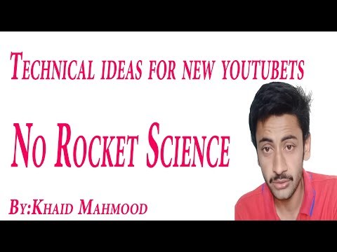 My Ideas For New Youtubers - How can you start your online career on youtube in [urdu/hindi]