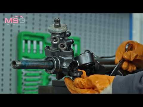 MS00011 - Приспособление для монтажа/демонтажа и регулировки гайки бокового поджима рулевой рейки