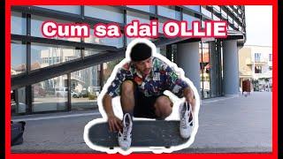SKATE TIPS: Cum sa faci un OLLIE