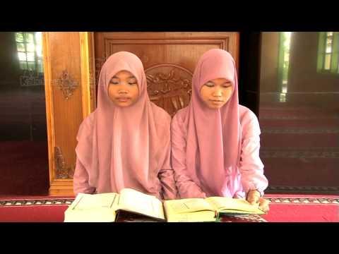 Saritilawah - Surat Al-Mulk ( Kerajaan) 1-7