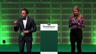 Søren Pape Poulsens tale ved Det Konservative Folkepartis landsråd 2018