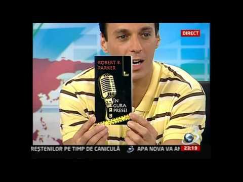 In Gura Presei - Mi-am facut pasaport - 4 August 2008 cu Mircea Badea