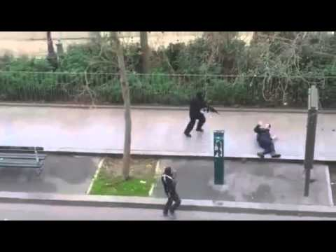 BBC Questions Authenticity Of Paris Shooting Footage