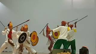 """Traditional Bajau """"Igal-igal"""" Dance Battle, Semporna 2019"""
