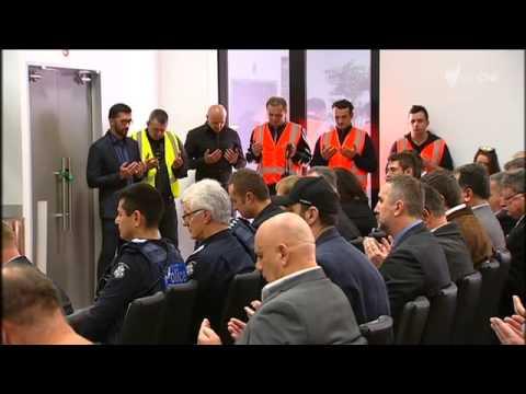 Edin Dželelagić Iz Bihaća Otvorio Džamiju U Australiji!