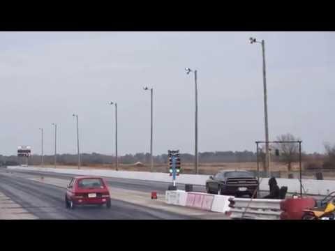 Dodge Challenger Hellcat vs Dodge Omni GLH Turbo