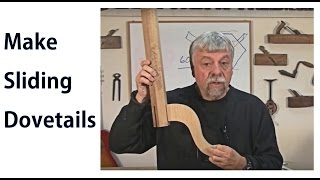 Sliding Dovetails On Hexagon Column - A Woodworkweb.com Woodworking Video