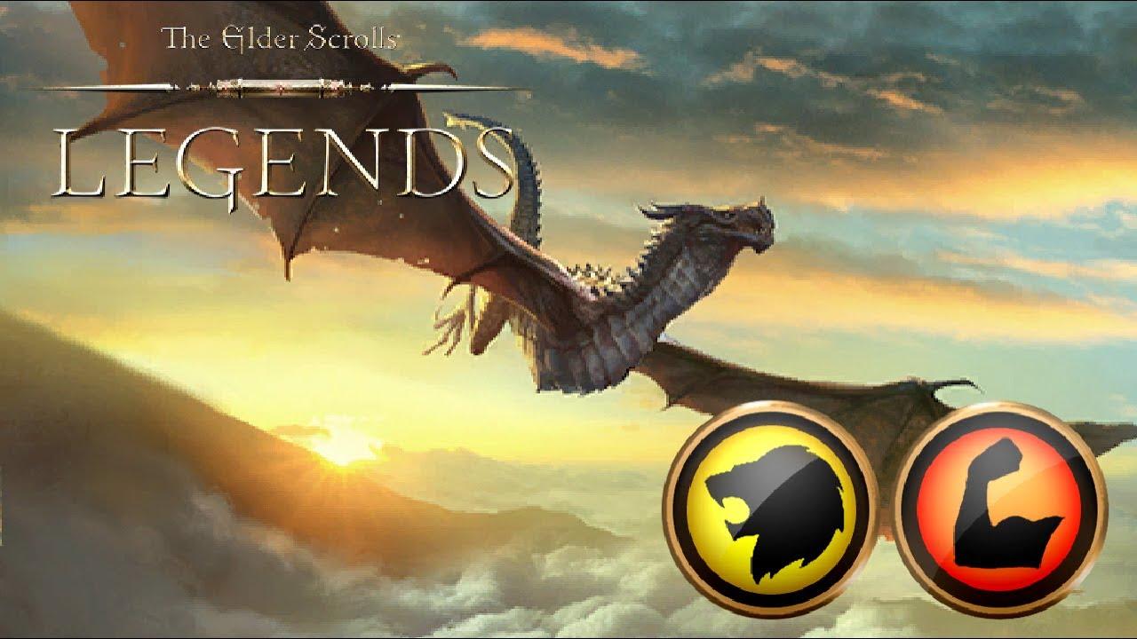 Download Elder Scrolls Legends: Crusader Dragons Deck