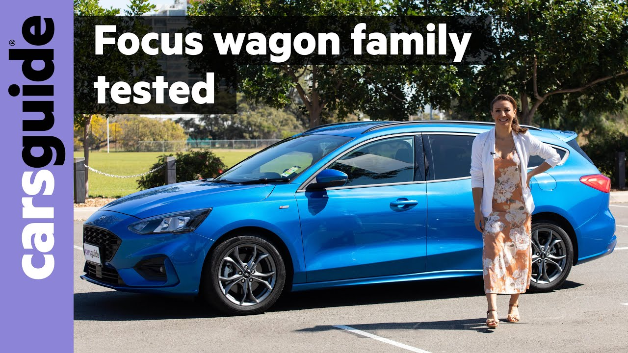 Ford Focus 2019 Review St Line Wagon Youtube