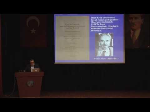 Celal Şengör- Türkiye'de Modern Yer Bilimleri Tarihi