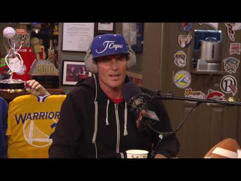 Entertainer Vanilla Ice In-Studio on The Dan Patrick Show (Full Interiew) 7/12/17