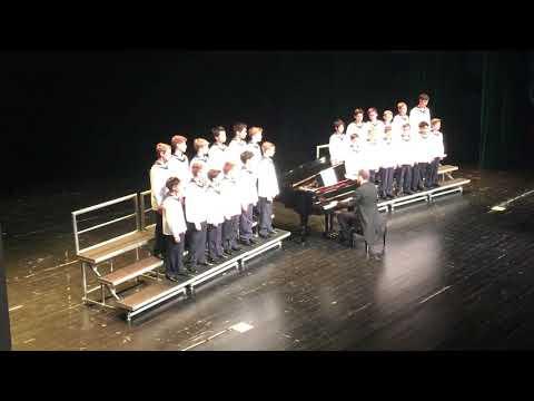 One,from A Chorus Line(Original Broadway Cast) - Wiener Sängerknaben/Vienna Boys' Choir