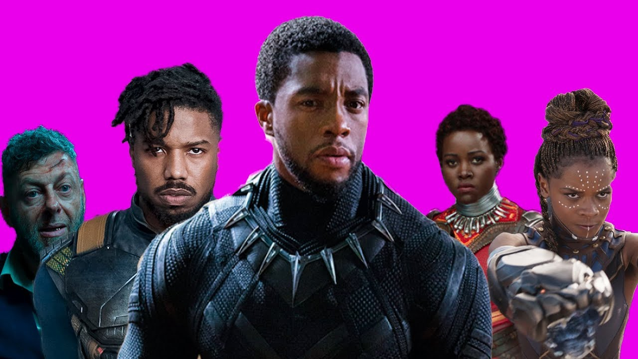 BLACK PANTHER THE MUSICAL - Parody Song(Version Realistic