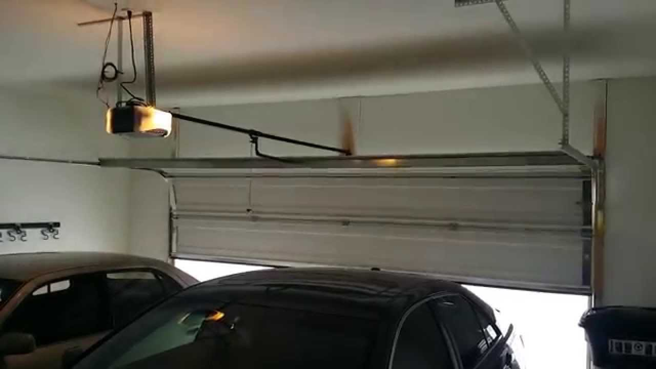 Chain Driven Vs Belt Driven Garage Door Openers Youtube