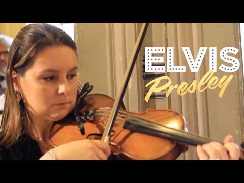 Elvis Presley  Can&39;t Help Falling In Love String Quartet Cover by Sognatori Per Caso