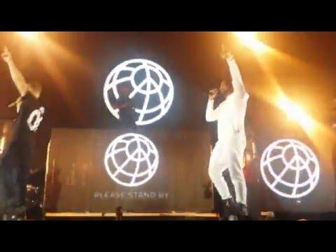 Major Lazer Highlights Live Alexandra Palace 17/10/15