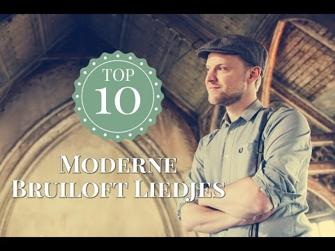 Top 10 Moderne Bruiloft Liedjes - Weddingtunes.nl