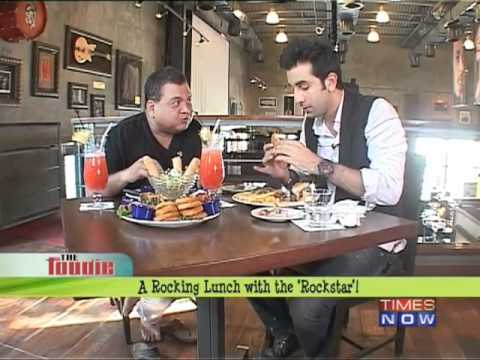 A rocking lunch with the 'Rockstar' - 3