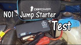 DBPOWER N01 - Auto Starthilfe Test | HD+ | Deutsch