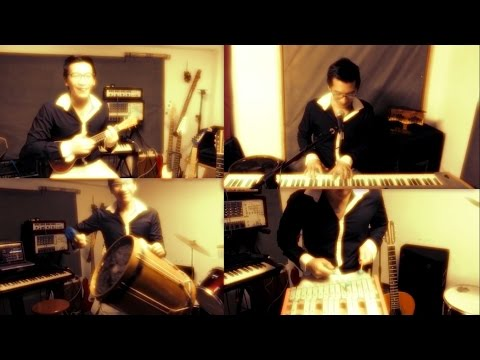 Kygo-Firestone Cover Piano / Ukulele / Xylophone / Bongos