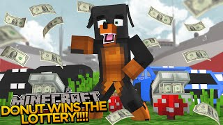 Minecraft - Donut the Dog Adventures -DONUT WINS THE LOTTERY!!!!(Minecraft - Donut the Dog Adventures - DONUT WINS THE LOTTERY!!!! THE LITTLE CLUB: Little Donny - http://bit.ly/LittlePrinceDonny Little Lizard ..., 2016-04-23T15:00:03.000Z)