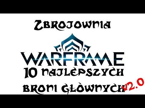 Zbrojownia Warframe: 10 najlepszych broni głównych v2.0 thumbnail
