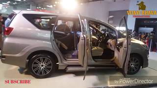 2018 Toyota Innova Crysta Lounge Ultimate   review   Family car